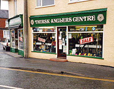 Thirsk Anglers Center